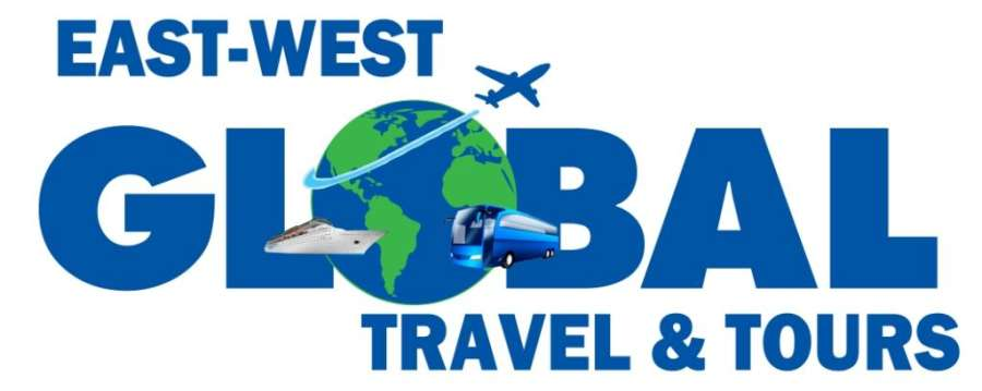 East West Global Travel My Logo